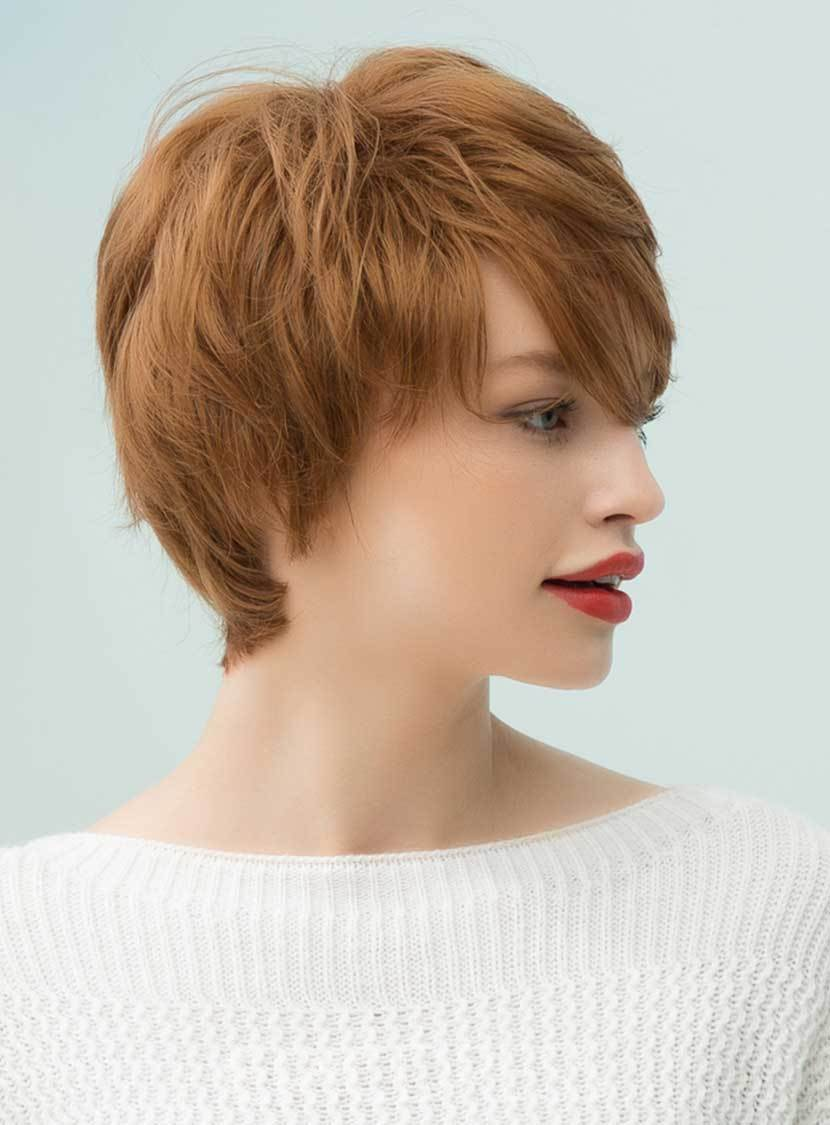 Ericdress Graceful Short Feathered Pixie Haircut With Wispy Bangs