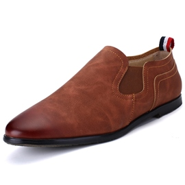 Ericdress Trendy Business Brush Off Men's Oxfords