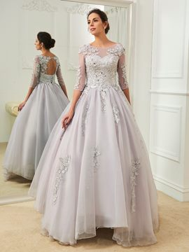 Colored Wedding Dresses, Red Wedding Dresses On Sale - Ericdress.com