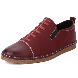 Ericdress PU Handmade Men's Casual Shoes