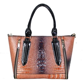Ericdress Classic Stereo Alligator Pattern Handbag