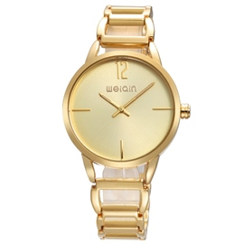 Ericdress Simple Dial Two Pointer Design Women's Watch