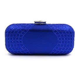 Vogue European Rhinestone Evening Clutch