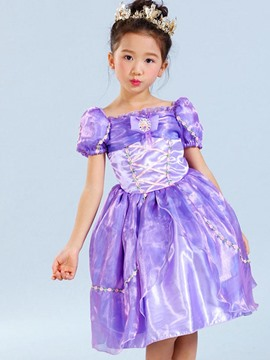 ericdress cosplay asym filles robe de princesse