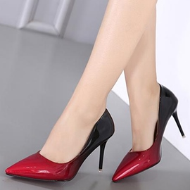 Ericdress OL Contrast Color Point Toe Pumps