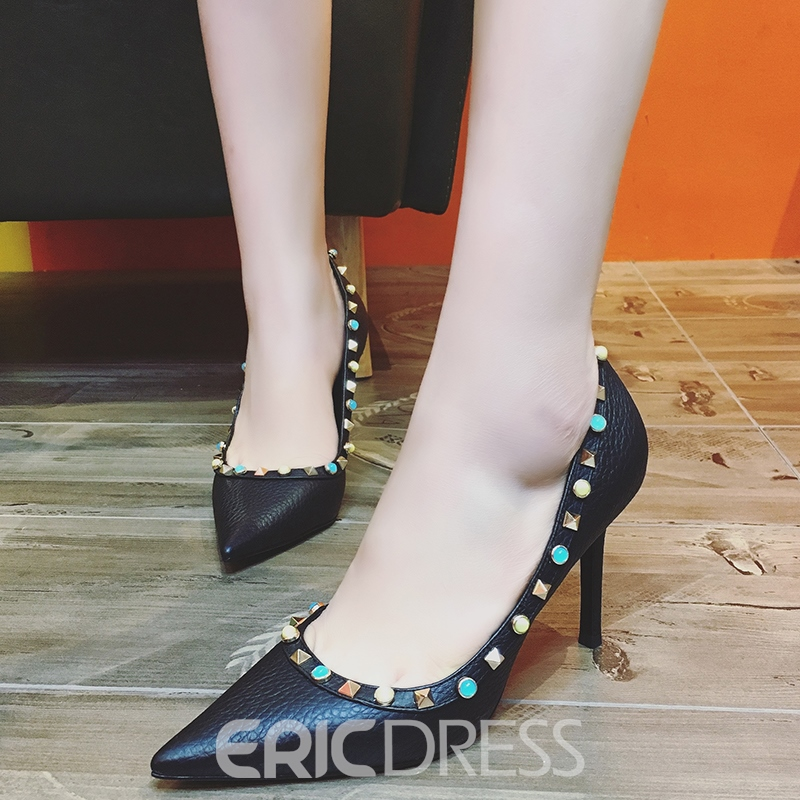 Ericdress Charming Point Toe Pumps