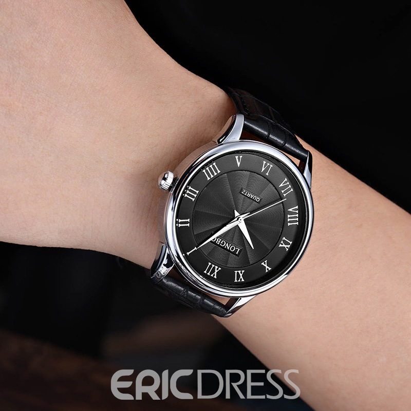 Ericdress Classic Waterproof Round Men's Watch