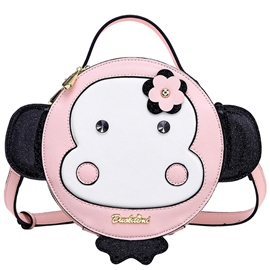 Ericdress All Match Monkey Design Shoulder Bag