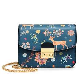 Ericdress Original Spring Scenery Print Shoulder Bag