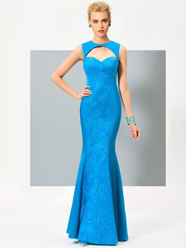 Ericdress Sheath Lace Trumpet/Mermaid Evening Dress
