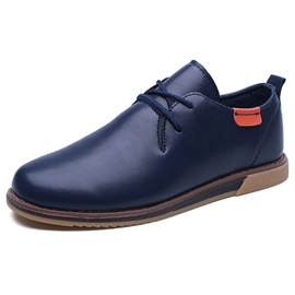 Ericdress Simple Round Toe Men's Casual Shoes
