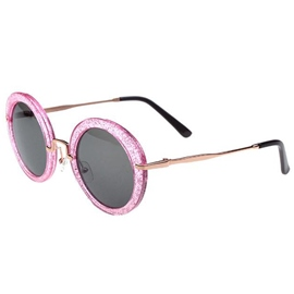 Ericdress Colorful Roundness Lens Women's Sunglasses