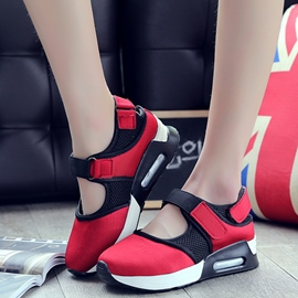 Ericdress Korean Platform Color Block Women's Sneakers
