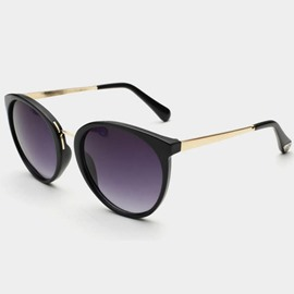 Ericdress High Quality Metal Frame All-Matched Sunglasses