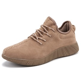 Ericdress Breathable Lace up Plain Men's Athletic Shoes