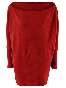 Ericdress Regular Plus Size Single Sweater