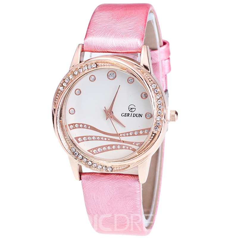 Ericdress Sweet Fully Jewelled Women's Watch(Many Colors for Choice)
