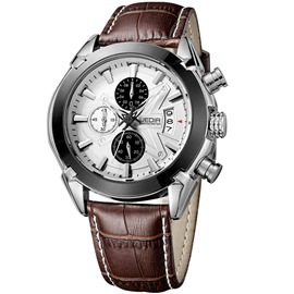 Ericdress Casual Quartz Wrist Watch for Men