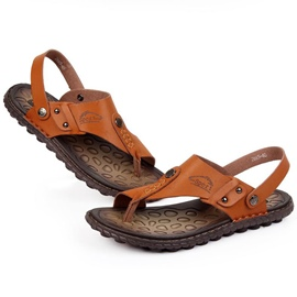 Ericdress Summer Men's Thong Beach Sandals
