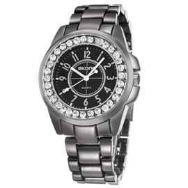 Ericdress JYY New Style Diamante Luminous Hands Men's Watch