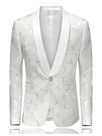 Ericdress Classic Vogue Slim One Button Men's Blazer