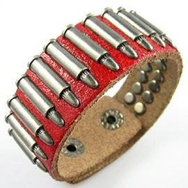 Ericdress Punk Style Bullet Bracelet For Men
