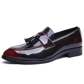 Ericdress Round Toe Brush Off Tassels Men's Oxfords