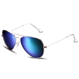 Ericdress Classic Resin Lens Frog Mirrors Polarized Sunglasses