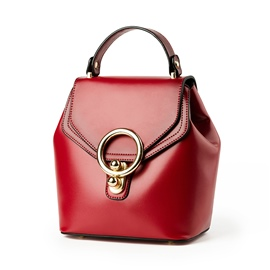 Ericdress Multifunction Candy Color Bucket Handbag