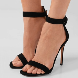 Ericdress Eurameric Ankle Strap Stiletto Sandals