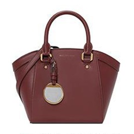Ericdress Brief Solid Color Shell Handbag