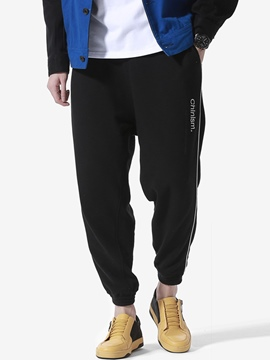 Ericdress Loose Casual Harem Sports Men's Pants