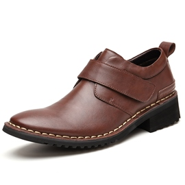 Ericdress Fashion Plain Velcro Men's Oxfords