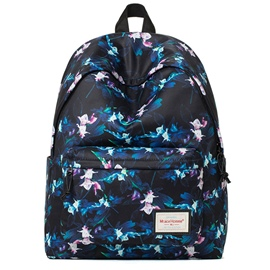 Ericdress Preppy Spring Floral Print Backpack
