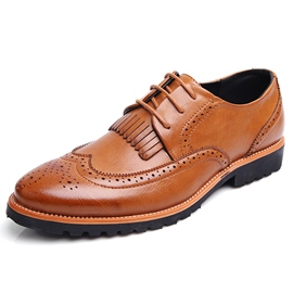 Ericdress Vintage Tassels Men's Brogues