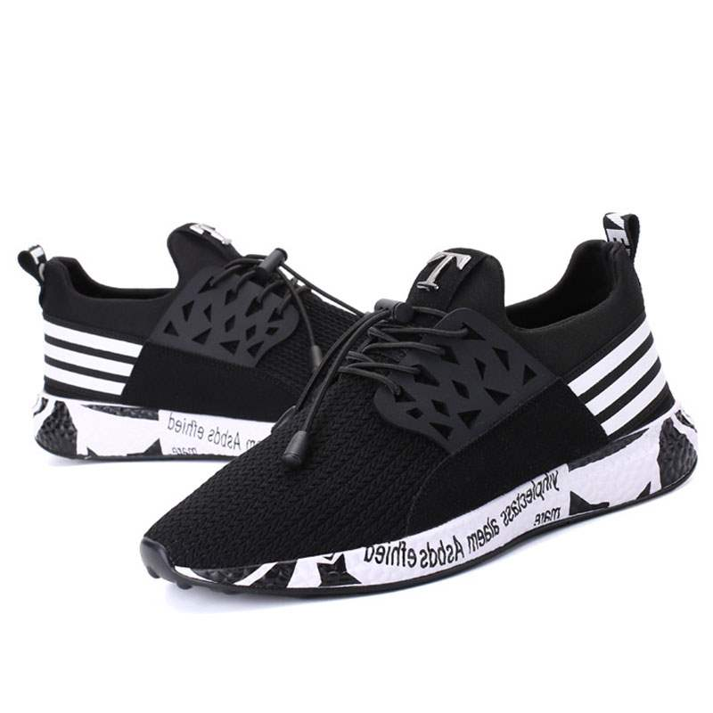 Ericdress Breathable Patchwork Men's Athletic Shoes