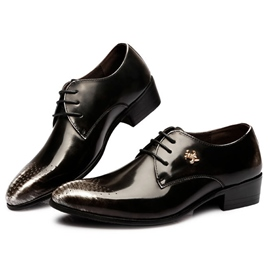 Ericdress Korean Business Point Toe Men's Oxfords