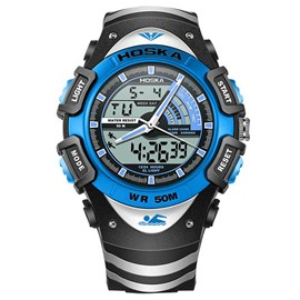 Ericdress Ourdoor Sport Waterproof Men's Watch