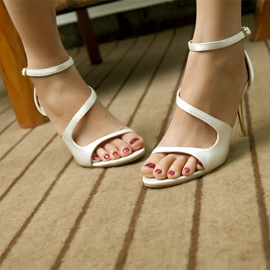 Ericdress Stylish Open Toe Stiletto Sandals