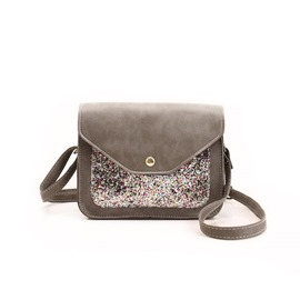 Ericdress Korean Sequins Decorated Mini Shoulder Bag