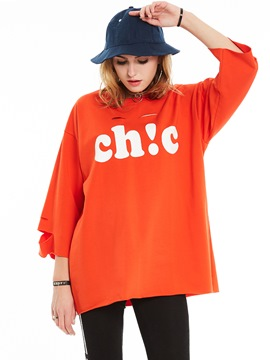 Ericdress Oversized BF Style T-Shirt