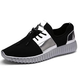 Ericdress Mesh Patchwork Antiskid Men's Sneakers