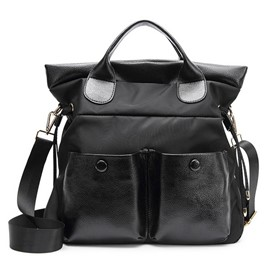 Ericdress Large Space Multifunctional Oxford Handbag