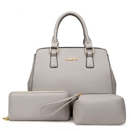 Ericdress Simple and Elegant Multifunction PU Handbag