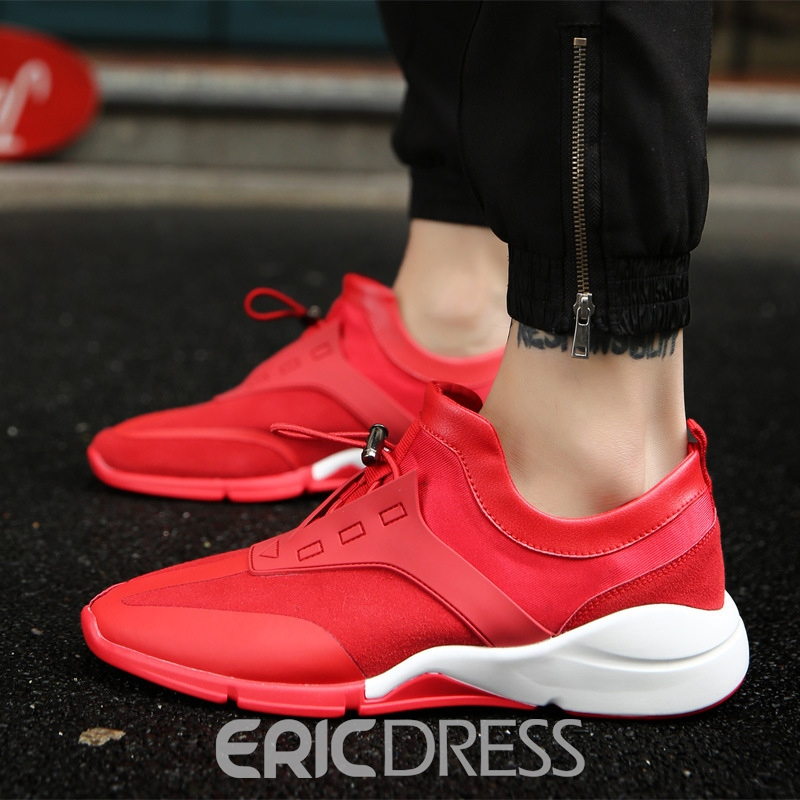 Ericdress Cozy Elastic Band Men's Athletic Shoes