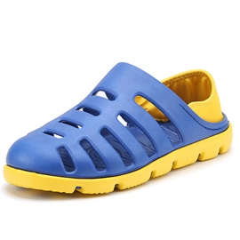 Ericdress Closed Toe Cut Out Men's Beach Sandals
