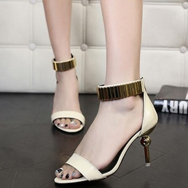 Ericdress Special Open Toe Stiletto Sandals
