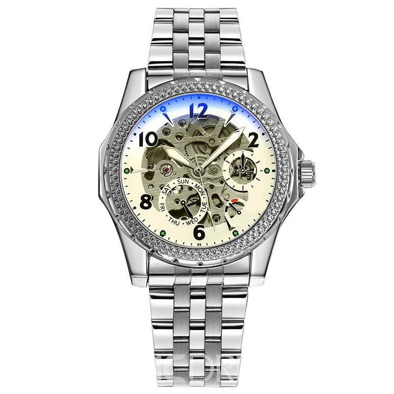 Ericdress JYY Full-Automatic Mechnical Men's Watch