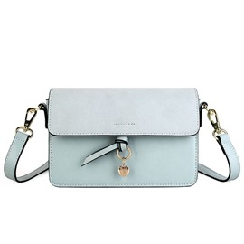 Ericdress Concise Nubuck Leather Crossbody Bag