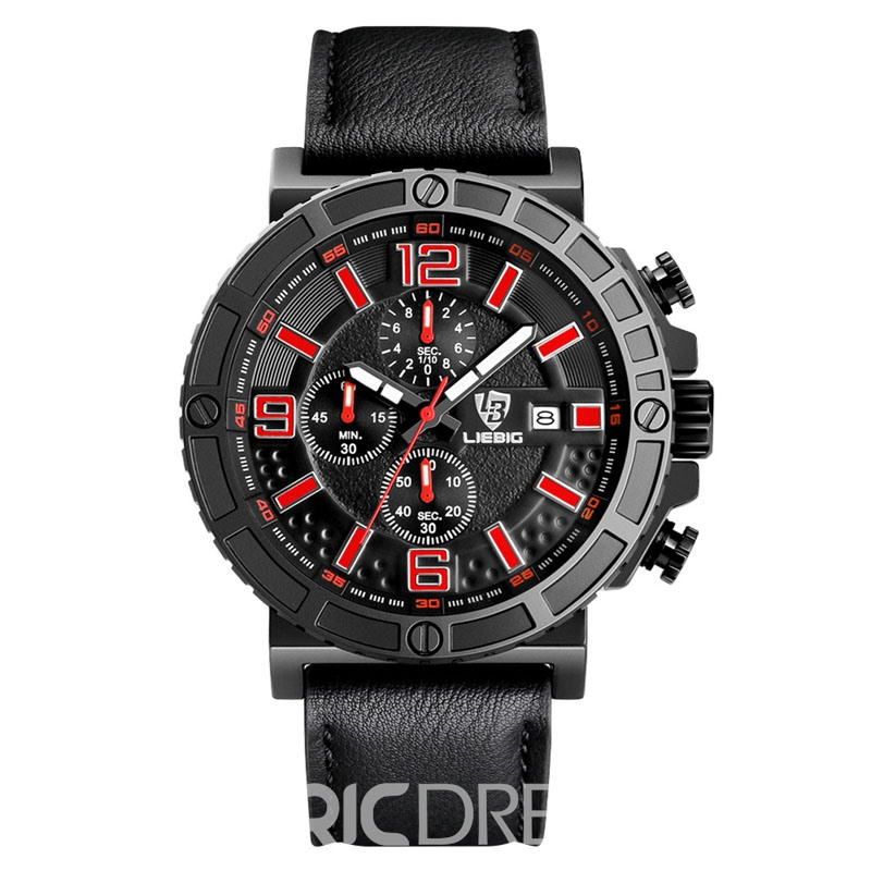 Ericdress Military Style Waterproof Watch for Men